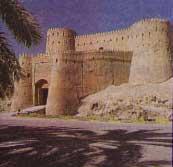 ارگ بم كه لطفعلي خان زند پس از شكسته شدن محاصره كرمان به آنجا پناه برد، ولي حاكم بم او را به خان قاجار تحويل داد كه نخست وي را كور كرد و سپس به قتل رسانيد.